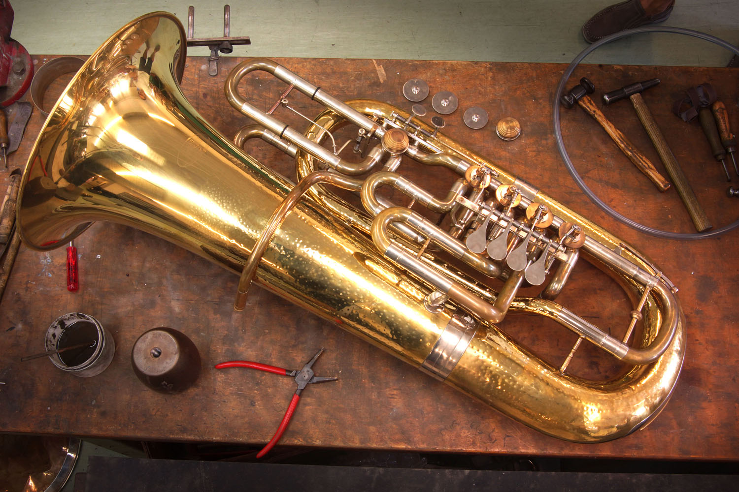 Brassego F-Tuba Big Bertha